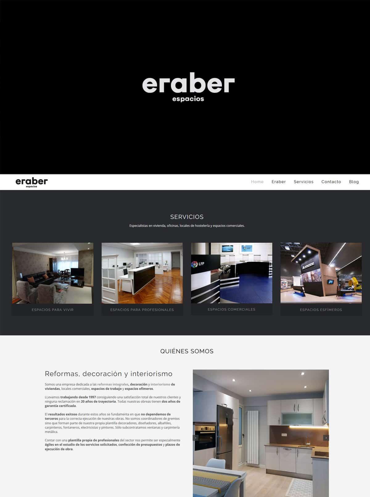 Eraber - Construyendo espacios | Reformas en Bilbao