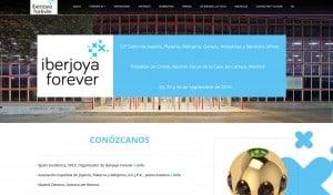 Web de Iberjoya Forever