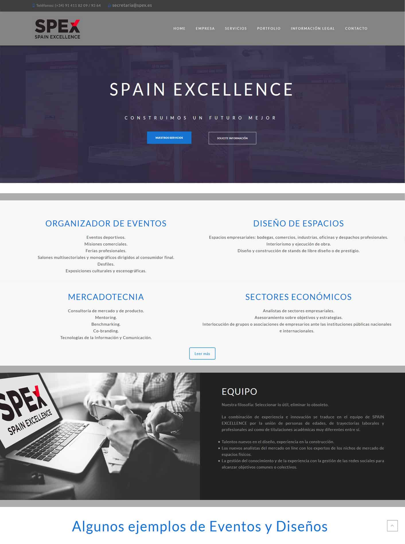 Spex: Spain Excellence