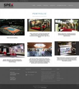 Spex: Spain Excellence - Portfolio