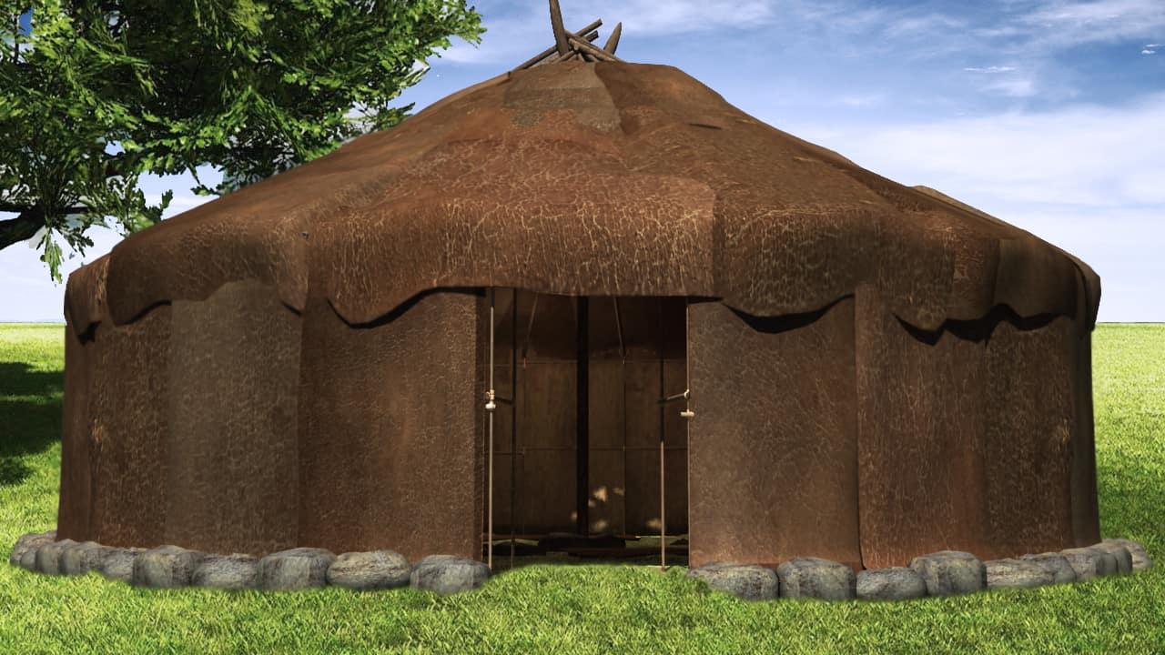 Yacimiento Prehistórico de Gonnersdord, en 3d