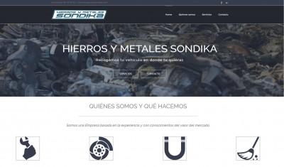 Desguace Sondika: Hierros y Metales
