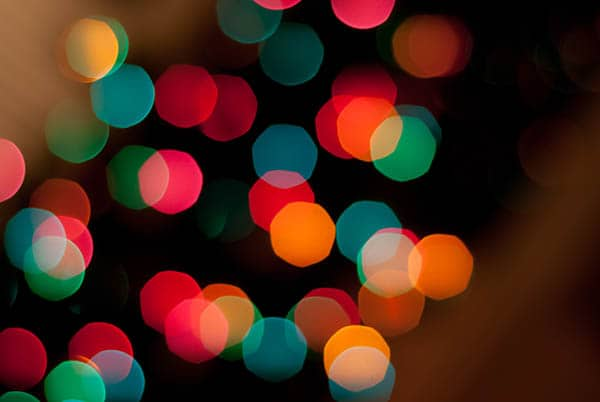 Bokeh effects