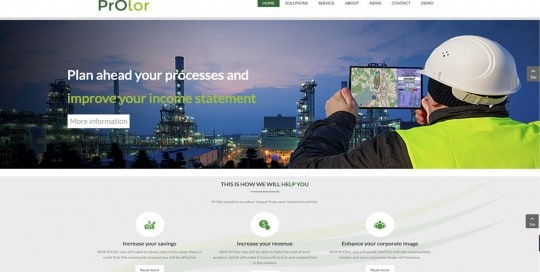 Prolor: pronosticamos olores en la industria