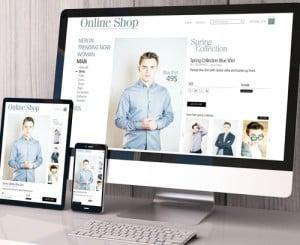 Tiendas online – Ecommerce