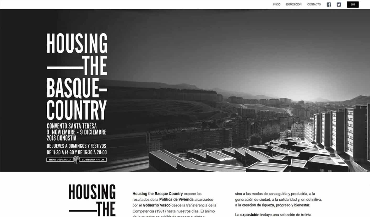 Housing the Basque Country - Vivienda Protegida
